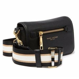 NWT Authentic Marc Jacobs Crossbody Bag